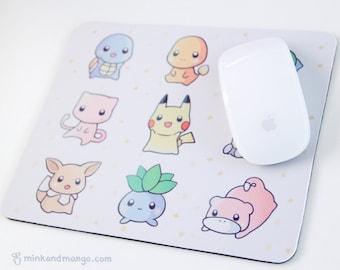 Pokemon Mousepad