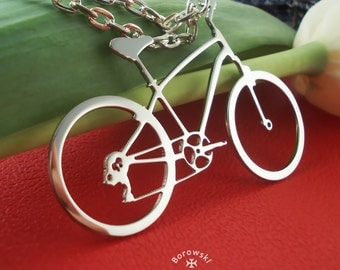 FREE SHIPPING bike pendant