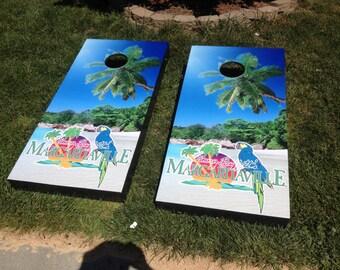Margaritaville Corn Hole Boards