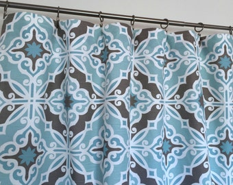 SALE! -  Custom Window Curtains - Pair Bedroom Drapes - Window Treatments - Curtains - Window Curtains - Window Curtain Panels