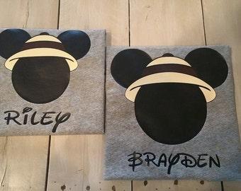 Mickey Safari Hat Tee