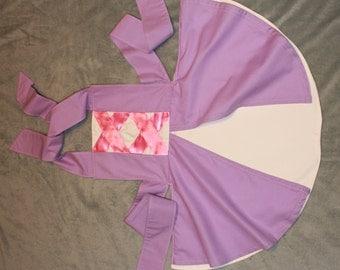 Tangled Rapunzel Apron Costume