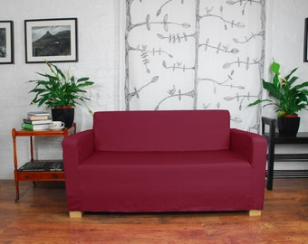 Ikea Solsta sofa bed slip cover 24 colours available