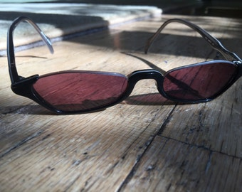 1990' Black Sunglasses