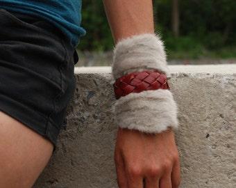 """Bracelet """"Stockholm"""" / """"Stockholm"""" cuff bracelet"""