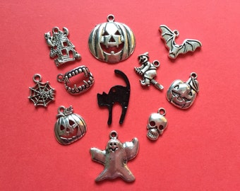 The Halloween Charm Collection - CC012