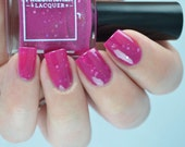 Dragons Can Be Pink, Too! - Full Size Hand Blended Nail Lacquer