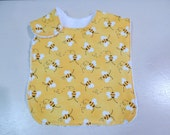 Bumble Bee Gender Neutral Infant Baby Bib