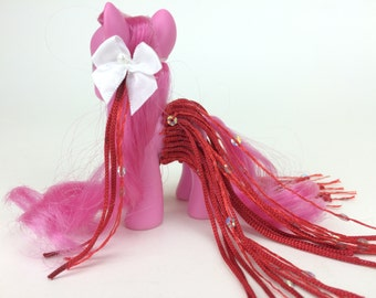 My Little Pony dress and hair piece |PONY NOT INCLUDED|