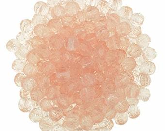 Rosaline 3 mm Melon Beads (100)