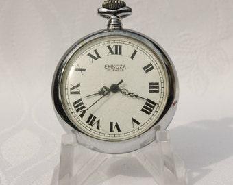 EMKOZA - 17 Jewels -  Pocket Watch
