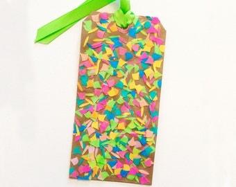 Confetti Tag