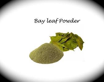 Organic Bay leaf powder 100g