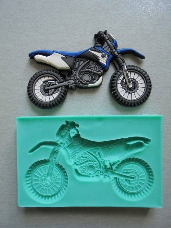 Silicone mould yamaha motor application sugarcraft cake for Decoration yamaha