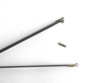 5pcs Internal Flex purse frame, Flex frame, barne frame,(10cm~15cm), Leather craft tool MLT- P0000BCB