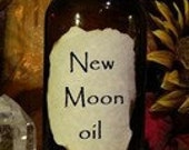 New Moon Oil