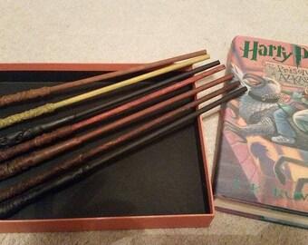 Harry Potter Inspired Handmade Wands
