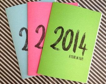 2014 - Year in Film Zine -