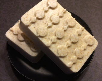 Oatmeal Almond Honey Soap