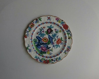 Lovely Booths Side Plate in the Pompadour Design