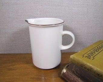 Vintage Westminster Grey Mist Creamer - Made in Japan