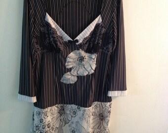 Midnight In Paris Dress size XL