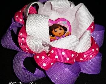 Dora the Explorer Hairbow