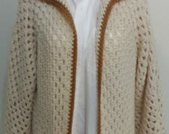 Fall Driftwood Cardigan