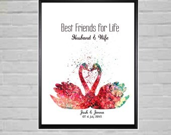 Wedding Gifts - Personalized Wedding Gift - Wedding Gift - Personalized Wedding Prints - Wedding gift Ideas - Wedding gift for a Couple