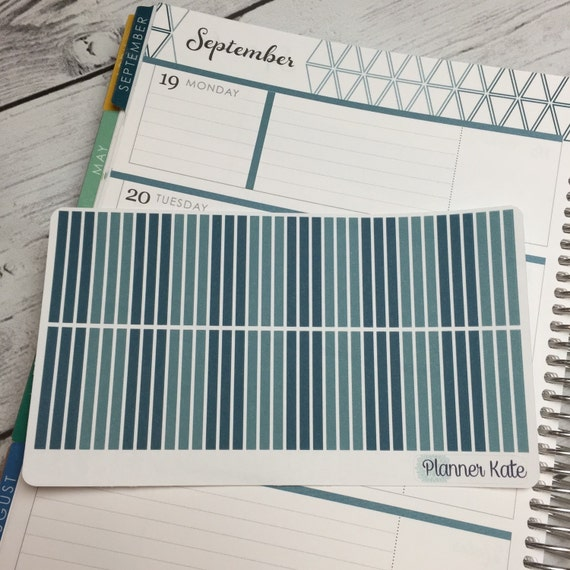 50 off sep14 sept colors section divider by plannerkate1