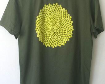 Sunflower Seeds - Sacred Geometry - Fibonacci Series - Golden Mean