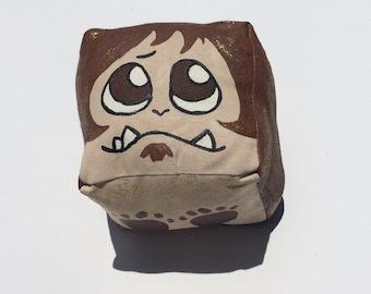 Bigfoot cube