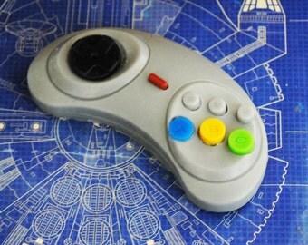 3D controller parody Soap – Novelty, gift, birthday present, retro gamer, geek, nerd