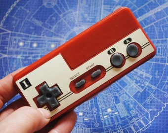 NES Controller I Parody Soap - retro gamer and geeky!