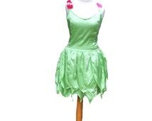 Tinkerbelle fairy dress adult womens