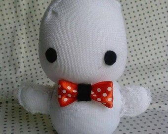 Handmade Ghost Plush Toy