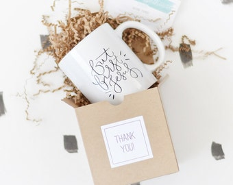 Mug Gift Box Add On Gift Wrap Packaging