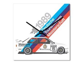 BMW M3 Wall Clock