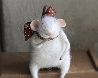The little felt mouse