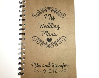 my wedding plans wedding plan book wedding ideas custom wedding planner