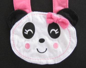 Baby Bib / Panda Bear