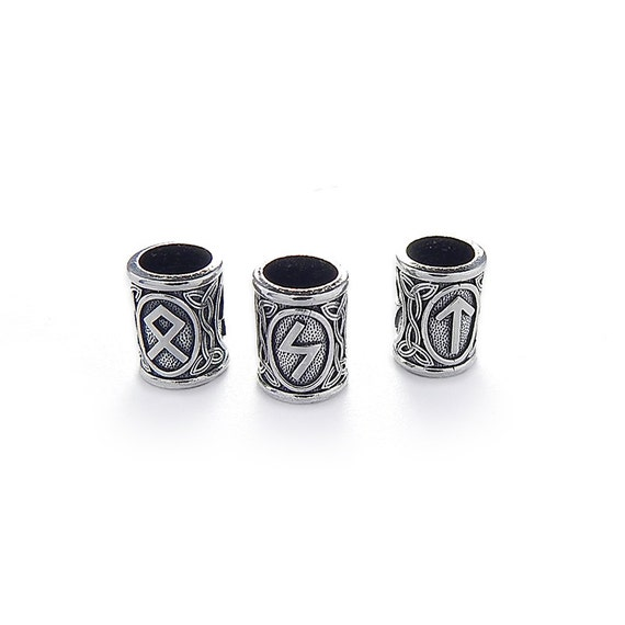 The gallery for gt Viking Hair Beads