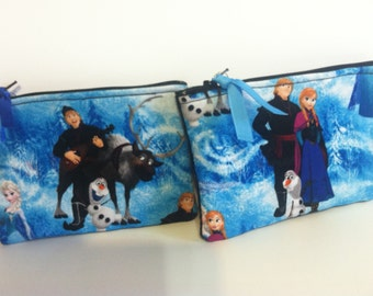 Frozen Quilted Bags