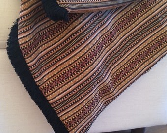 Tribal Aztec Blanket