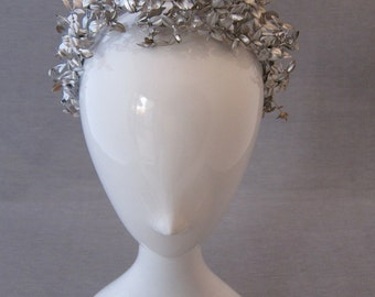 Antique German Bridal crown, German  Myrtle Tiara