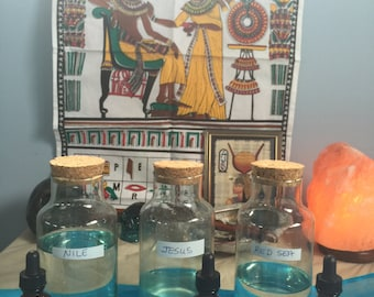 Anointing & Blessing Waters - Egyptian