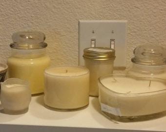 Handmade Natural Soy Candles