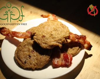 Bacon Cookies *Gluten Free!*