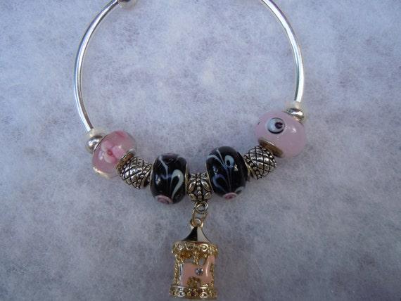 Carousel Charm Bracelet