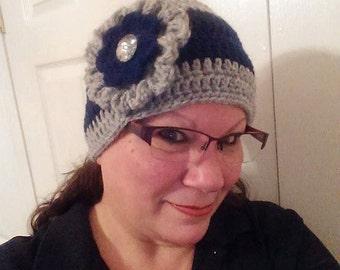 Crocheted Headband / Ear Warmer